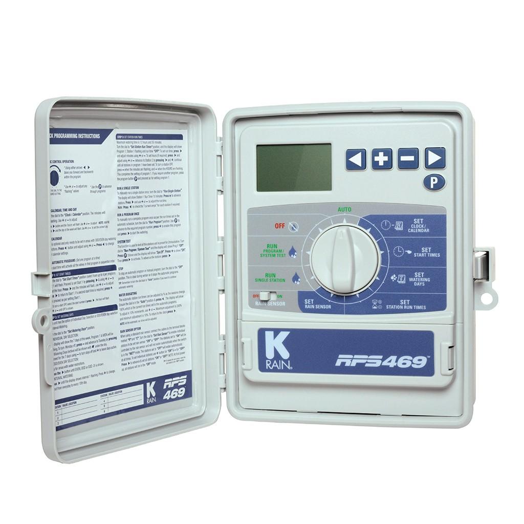 Пульт управления K-Rain RPS469 на 6 зон